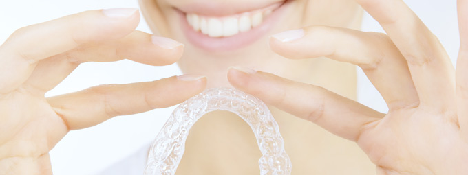 invisalign clear braces photo