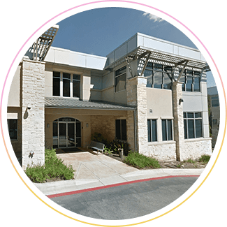 Office exterior of North Austin Dentistry