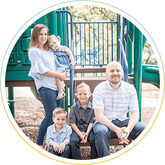 Dr. Logan Miller DDS and Family